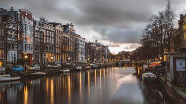 Parkeren Amsterdam gracht