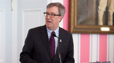 Burgemeester Ottawa na 40 jaar uit de kast