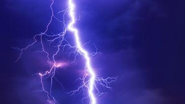 Onweer weerbericht regen code geel