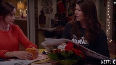 Gilmore Girls teasen met trailer