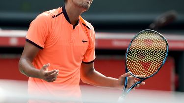 Nick Kyrgios: 'game, set and match' voor 2016
