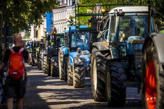protest, boeren, boerenprotest, malieveld
