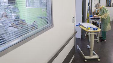 Momenteel liggen er 761 patiënten op de intensive care