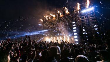 Een festival.