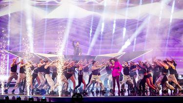 eurovisie songfestival, afrojack, glennis grace, erasmusbrug, finale