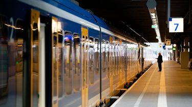 Donderdag en vrijdag al minder treinen