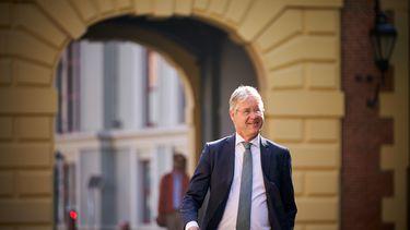 minister Slob