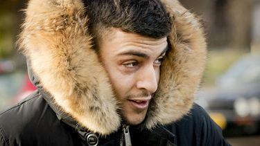 Rapper Boef noemt vrouwen die hem lift gaven 'hoer'. / ANP