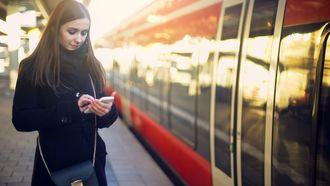Smartphoneloos door het leven