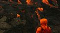 Ramptoerisme bij vulkaan IJsland