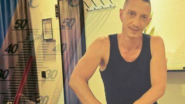 foto van masseur