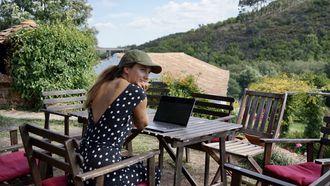 digitale nomaad, reizen, werken in buitenland