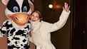 Konijnen, koeien en een krokodil op de catwalk bij Stella McCartney