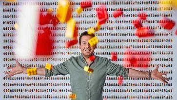 LEGO MASTERS Ruben Nicolai