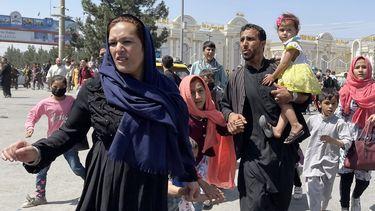 Taliban Afghanistan in beeld foto's video's