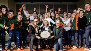 NOC*NSF opent Holland Heineken House