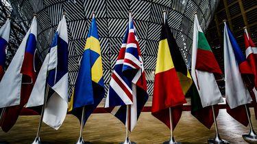 EU-regeringsleiders vanavond in 'lockdown'