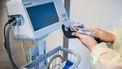 ziekenhuis, coronapatiënten, intensive care,