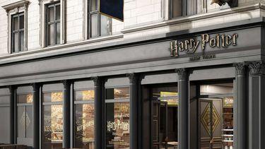 De Harry Potter winkel in New York.