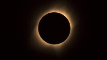 zon - zonsverduistering - eclips