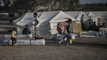 Vluchtelingen, Europa