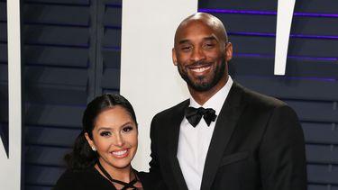 Vanessa en Kobe Bryant.