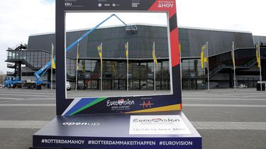 Rotterdam blijft ook in 2021 gaststad songfestival