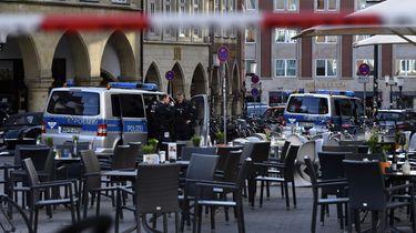De doden van aanslag Münster zijn geïdentificeerd