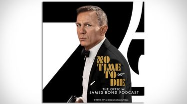 No Time To Die_ The Official James Bond Podcast, dienl craig, rami malek
