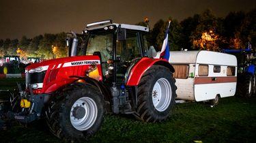 Boeren ontwaken in Den Haag