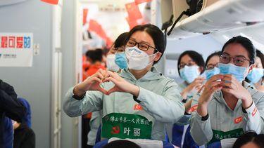 Reisrestrictie Chinese Hubei per 25 maart opgeheven