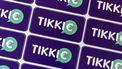 Een foto van het logo van Tikkie
