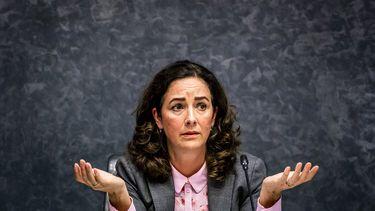 Femke Halsema wil terrassen open