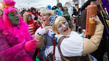 Nederlanders misdragen zich flink tijdens carnaval