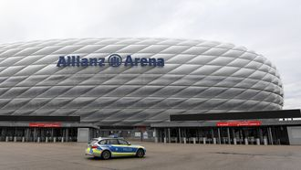 München lobbyt voor EK-stadion in regenboogkleuren bij duel met Hongarije, Allianz Arena
