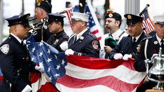 Hulpverleners kampen 20 jaar na 9/11 nog altijd met psychische problemen
