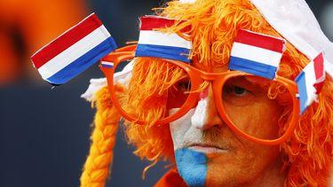 Fans van het Nederlands elftal trekken massaal naar Boedapest voor de achste finales van het EK.