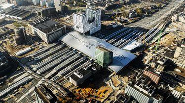'Utrecht wil een tweede intercitystation'
