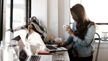 thuiswerken, lichamelijke klachten, carriere, oplossingen