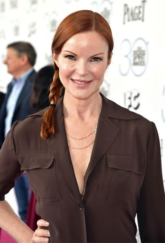 Marcia Cross. / Getty Images