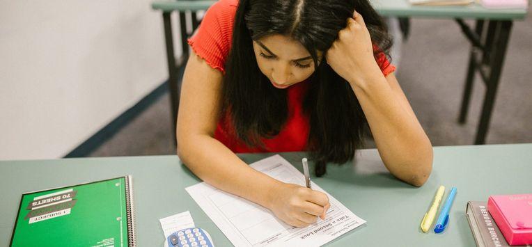eindexamens - examens - eindexamen