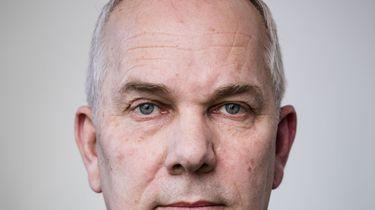 Portret van Pieter-Jaap Aalbersberg. Aalbersberg is begonnen als Nationaal Coordinator Terrorismebestrijding en Veiligheid (NCTV) bij het ministerie van Justitie en Veiligheid.