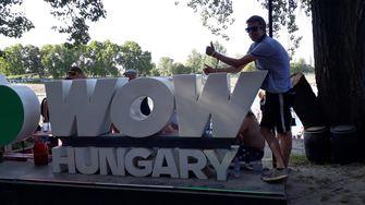 Groeten uit Sziget 5: heet, heter, Hongarije