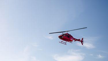 helikopter, helikoptercrash