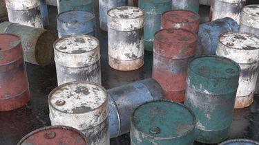 17 november - olielek in South Dakota