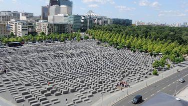 Overblijfselen nazislachtoffers begraven in Berlijn.