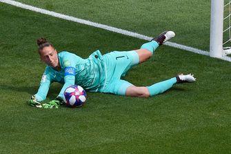 Van Veenendaal verkozen tot beste keepster van WK