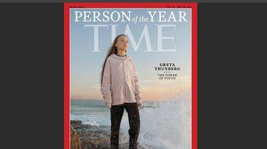 Trump hekelt Thunberg als Persoon van het Jaar.
