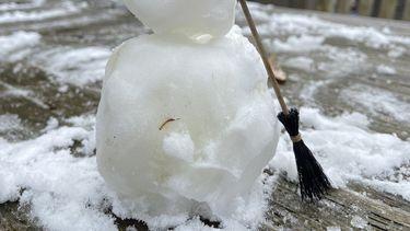 Pasen in de sneeuw