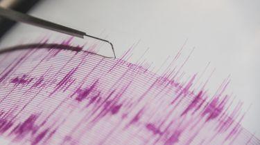 Foto van seismograaf